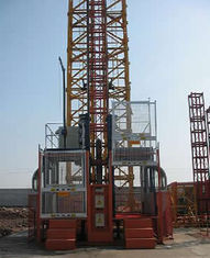 Building Construction Site Elevator Hot Dipped Zinc For Power Plants